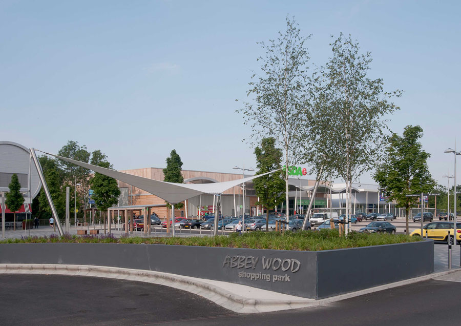 Abbey Wood Shopping Park